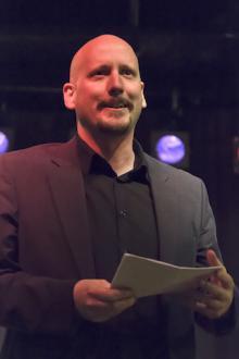 Robert Mathiasson, ordförande i Kommunistiska partiet